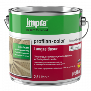 profilan® - Renovationsgrund